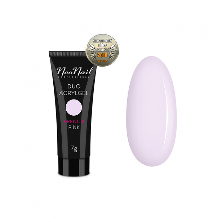 NeoNail Duo Acrylgel French Pink - 60 g