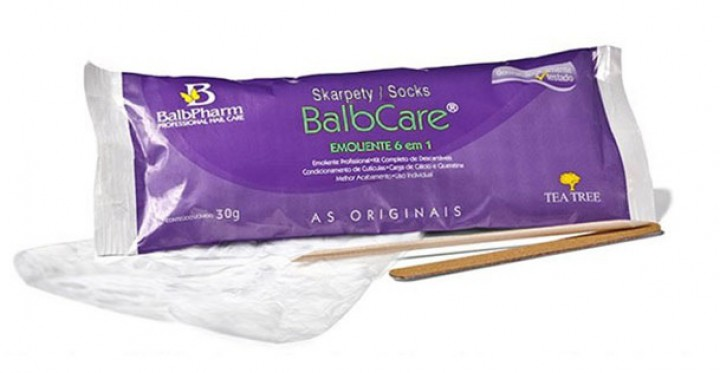 BalbCare skarpety do pedicure