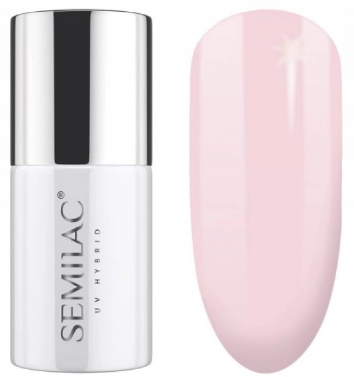 SEMILAC LAKIER 210 Business Line Light Pink 7ML